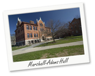 Marshall-Adams Hall